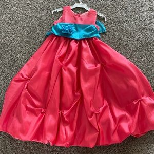 NEW Girls party wear princess dress for age 8